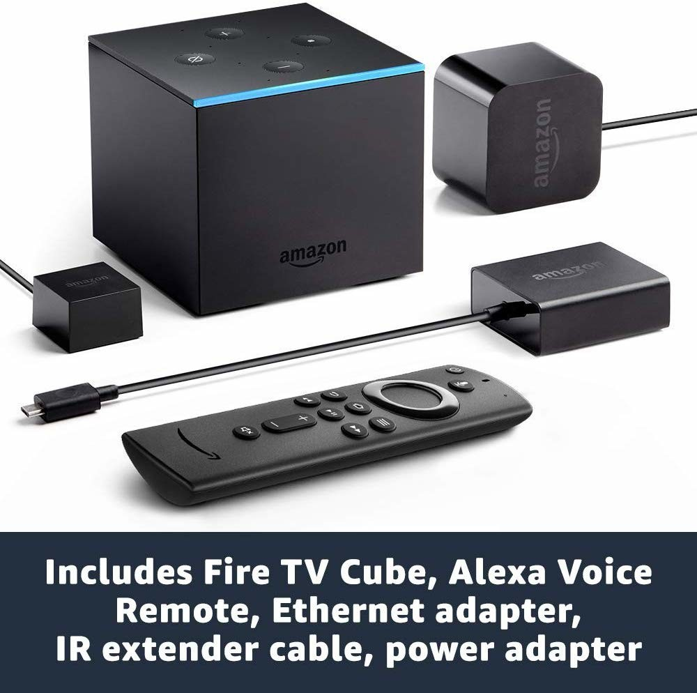 Ethernet Adapter for all new Fire TV Devices TV Stick and Alexa