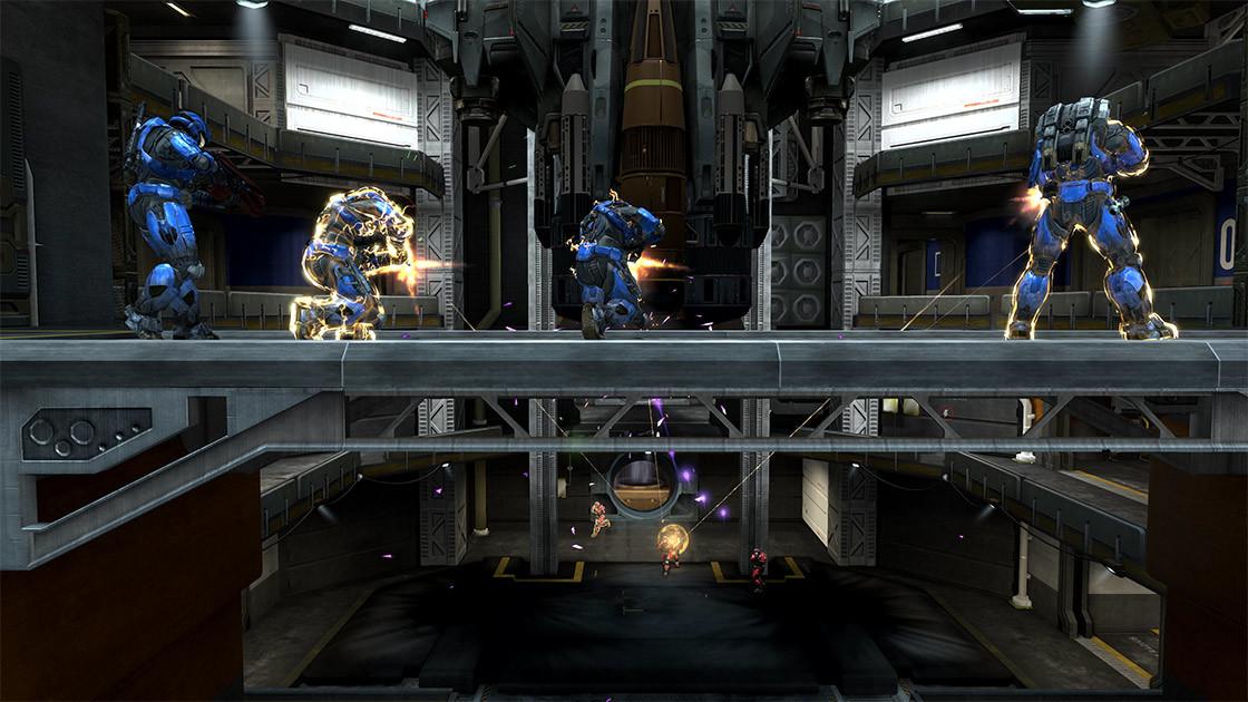 343 Halo matchmaking