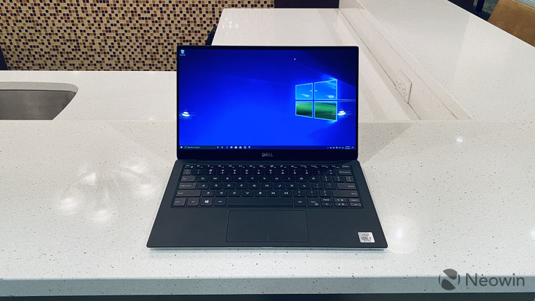 Dell XPs 13 with Windows 10 hero image