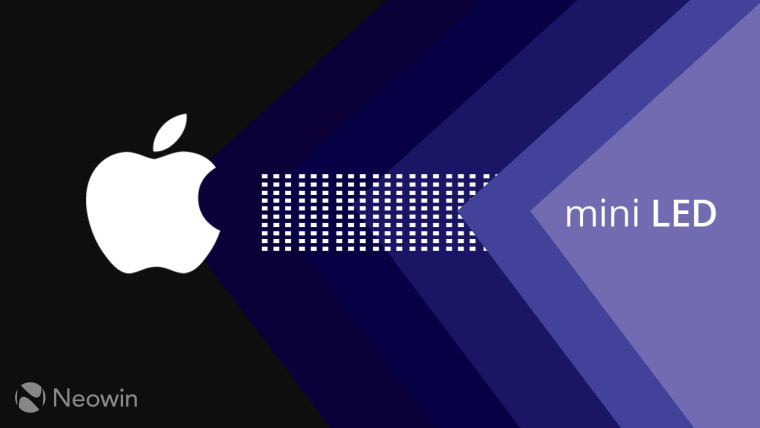 Apple's mini LED display screen sporting iPad and MacBook Pro apparently releasing in Q4 2020 thumbnail