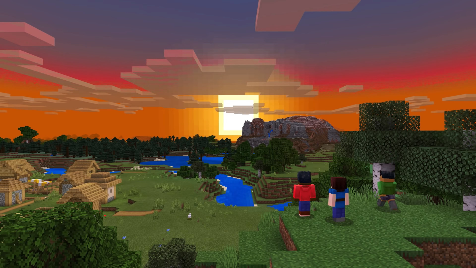 Minecraft On Playstation 4 Getting Cross Play Tomorrow With