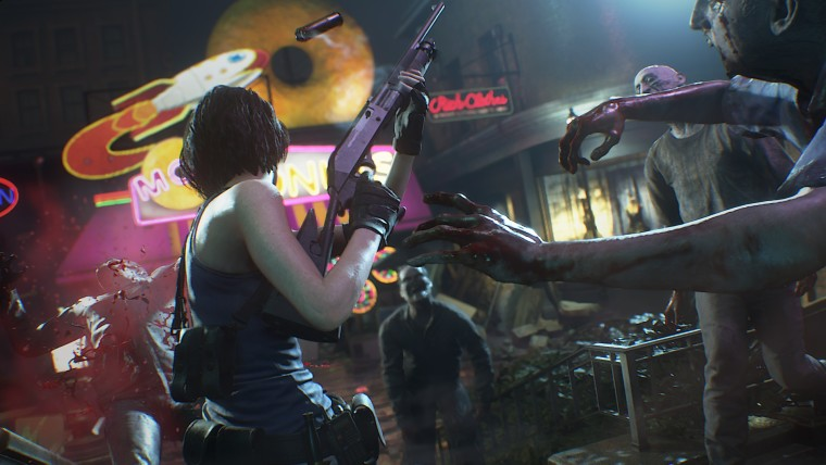 Resident Evil 3 Remake Announced For April 3 2020 Trailer