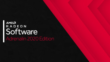 AMD Radeon Software Adrenalin 2020 Edition driver