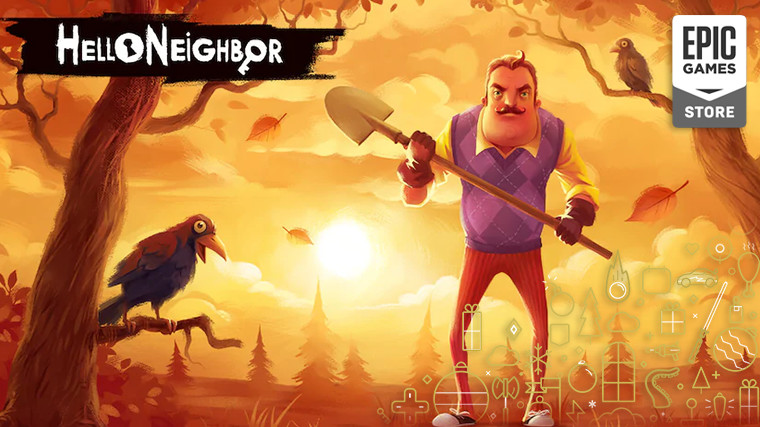 Hello Neighbor Is Free To Claim Today On The Epic Games Store Neowin