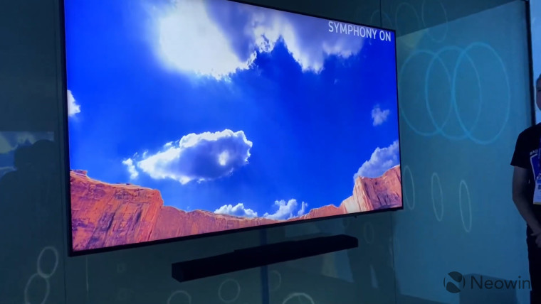 CES 2020: A walk through Samsung's booth, with the Galaxy Chromebook, The Wall, and more - Neowin