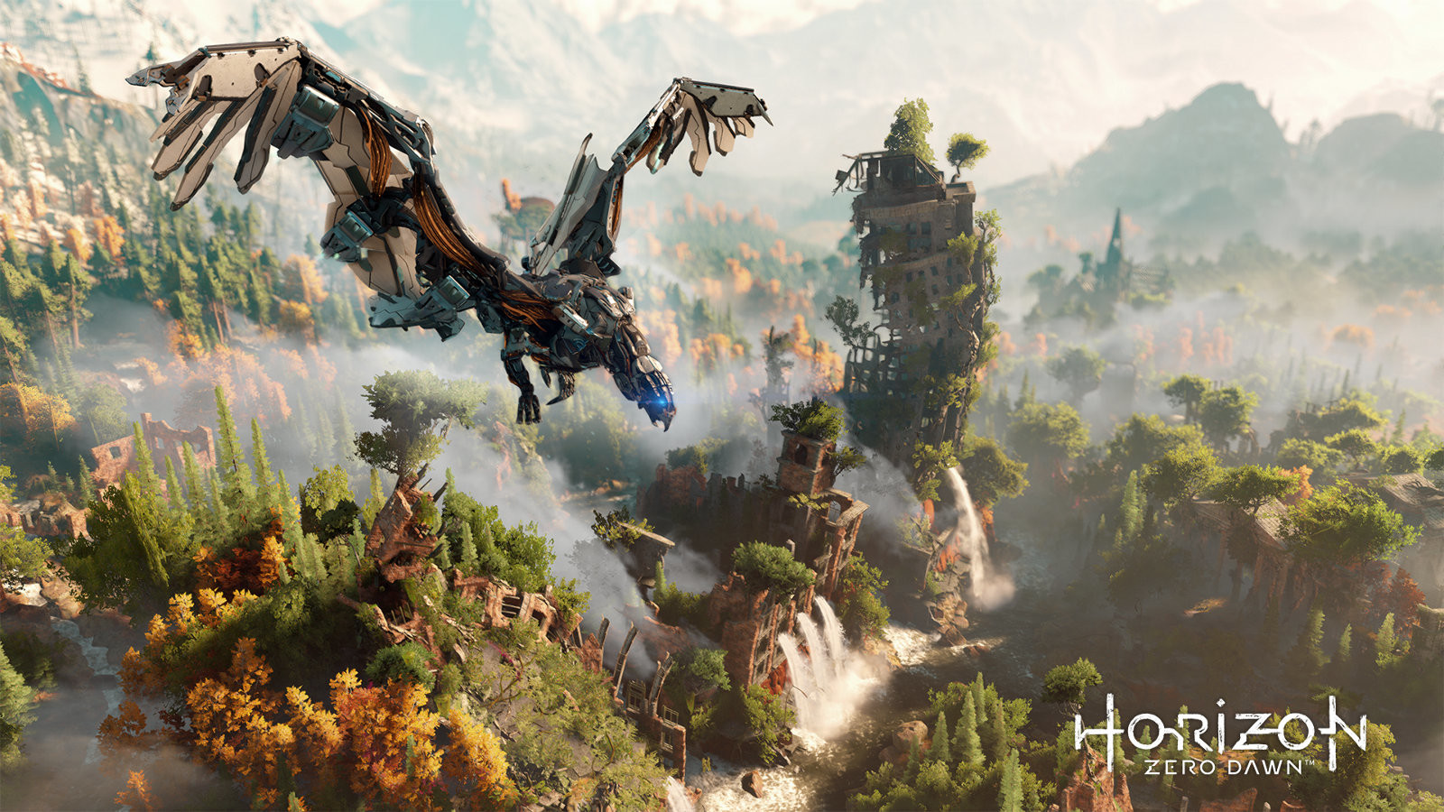 Guerrilla Games Announces Horizon Zero Dawn Is Coming To Steam