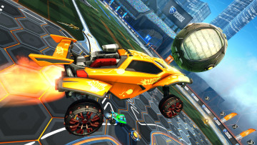 Rocket League goes free-to-play on September 23