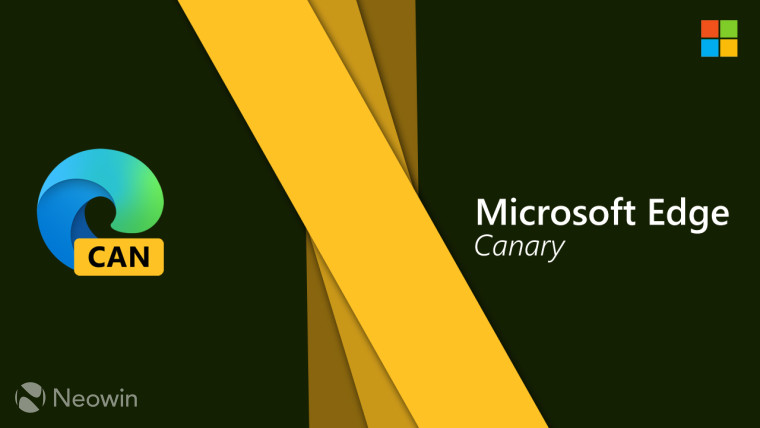 يسمح Microsoft Edge Canary الآن لـ PWAs المثبتة بإظهار الاختصارات 1