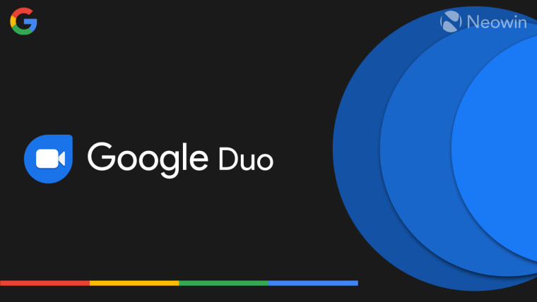 Neowin's Google Duo picture