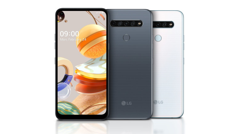 Image of the LG K61
