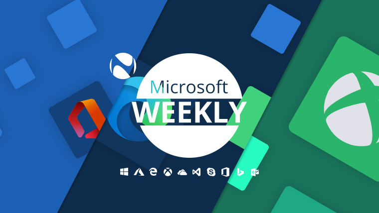 Microsoft Weekly: Spaces to test, history sync, and more games - Neowin