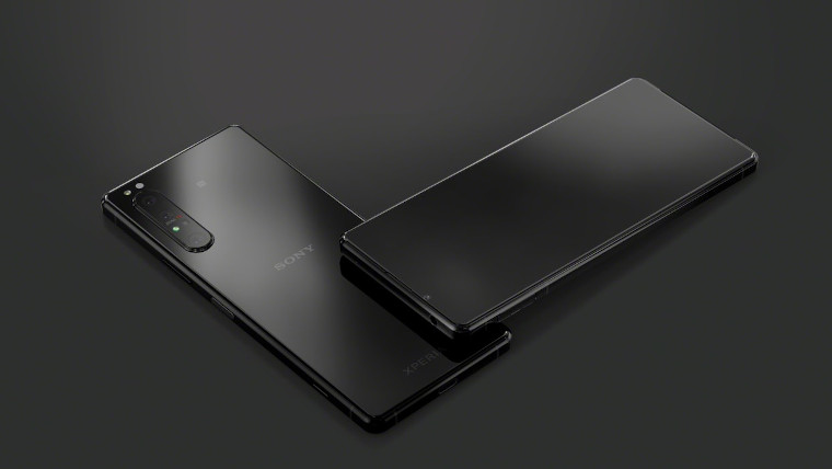 A picture of the Sony Xperia 1 II