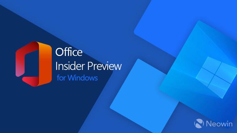 يعتمد Office Office Insider على شهر مايو Windows تحديث تقويم Outlook 1