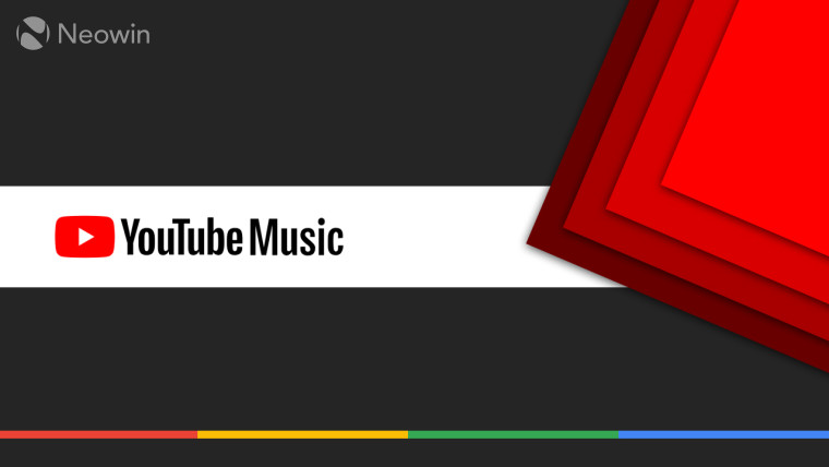 A Youtube Music graphic