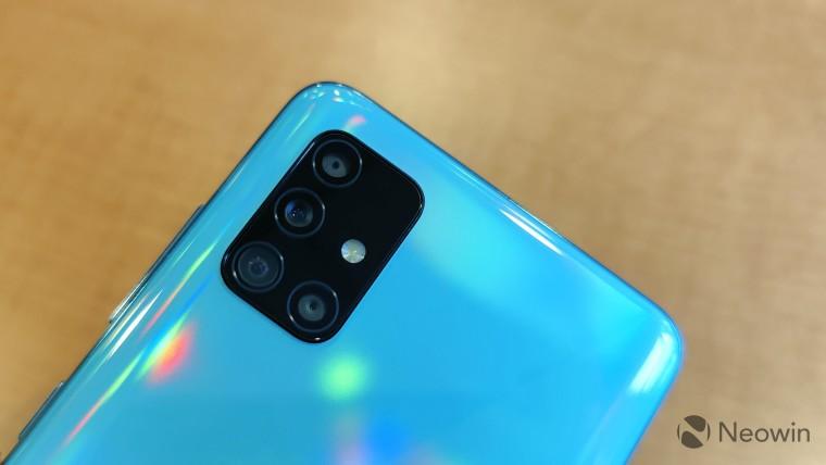 نسخة مقفلة من سامسونج Galaxy A51 متاح الآن بسعر مخفض 1