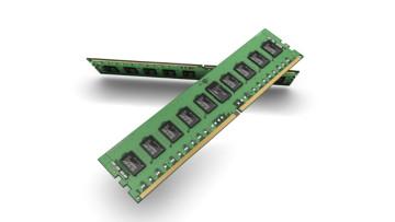 A pair of Samsung memory sticks