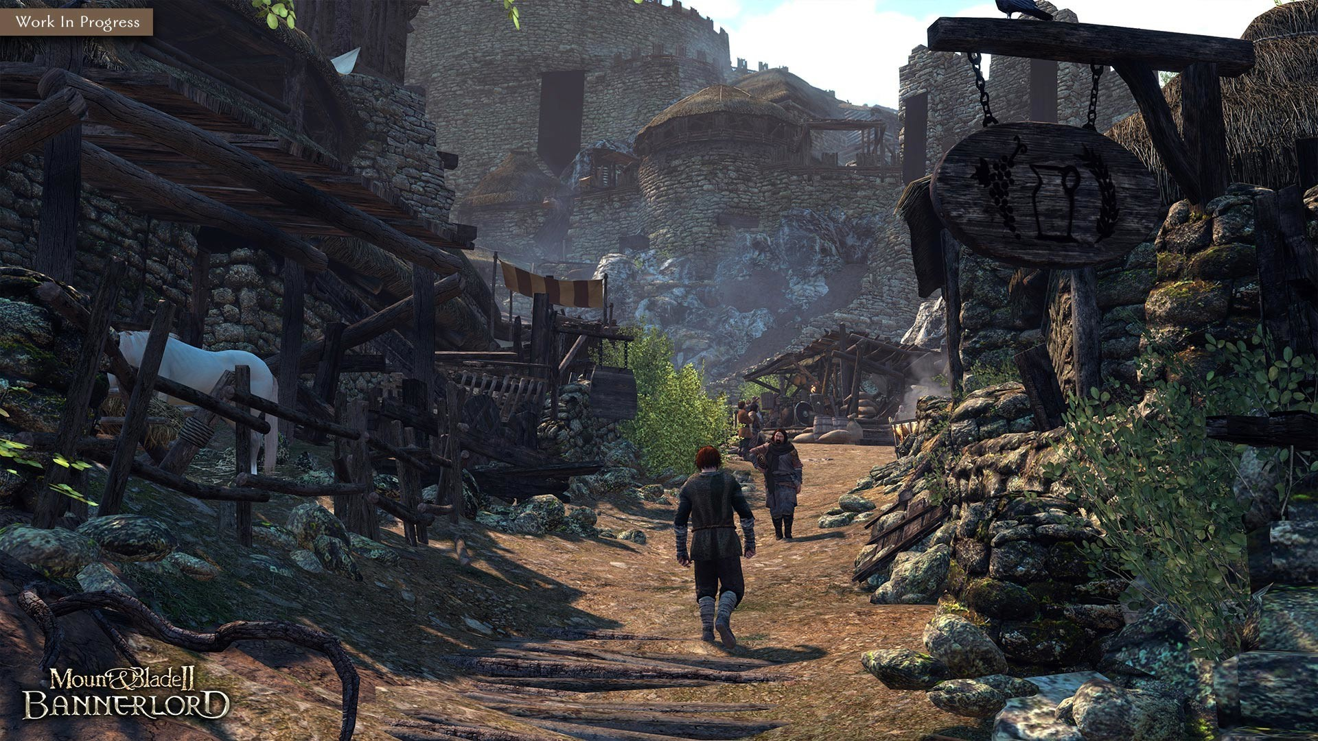 Mount Blade Ii Bannerlord Now Available On Pc Through Early