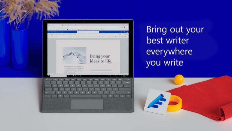 微软宣布Office Insiders的Microsoft编辑器的相似性检查器