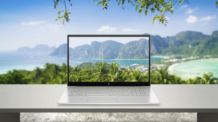 تتوافر HP Envy 17 الآن مع وحدات المعالجة المركزية Ice Lake ورسومات Nvidia 1