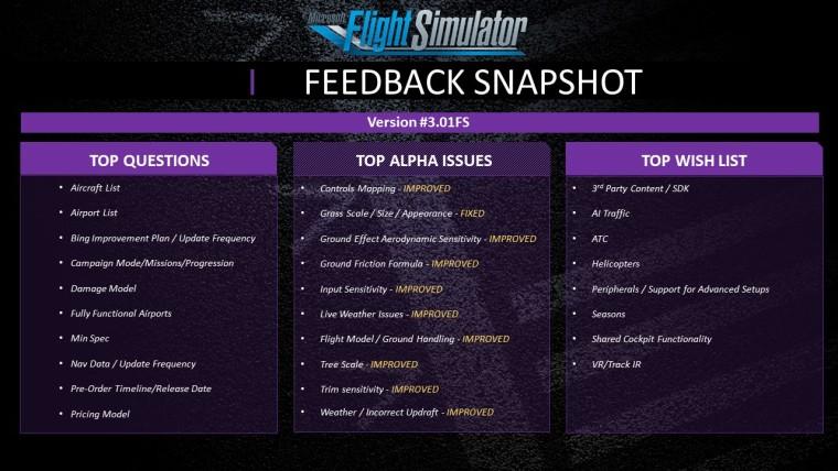 تحديث Microsoft Flight Simulator Alpha قاب قوسين أو أدنى ، يتم إرسال المزيد من الدعوات 3