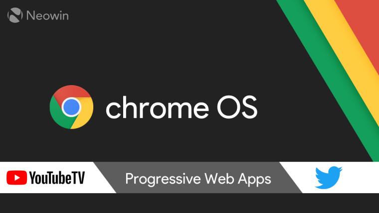 تستبدل Google بعض تطبيقات Android بـ PWAs في متجر Play لنظام التشغيل Chrome 1