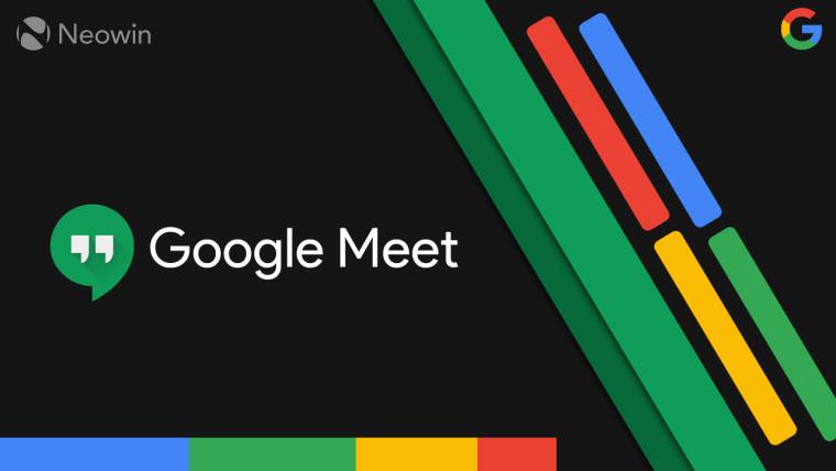 يبدأ Google Meet في طرح تخطيط مقسم إلى 16 مستخدمًا وإلغاء الضجيج والمزيد 1