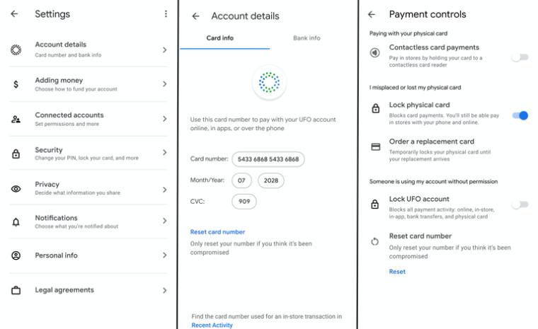 وبحسب ما ورد تعمل جوجل على بطاقة الخصم الذكية للمنافس Apple بطاقة 2
