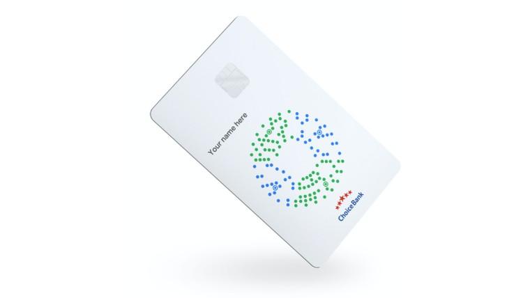 وبحسب ما ورد تعمل جوجل على بطاقة الخصم الذكية للمنافس Apple بطاقة 1