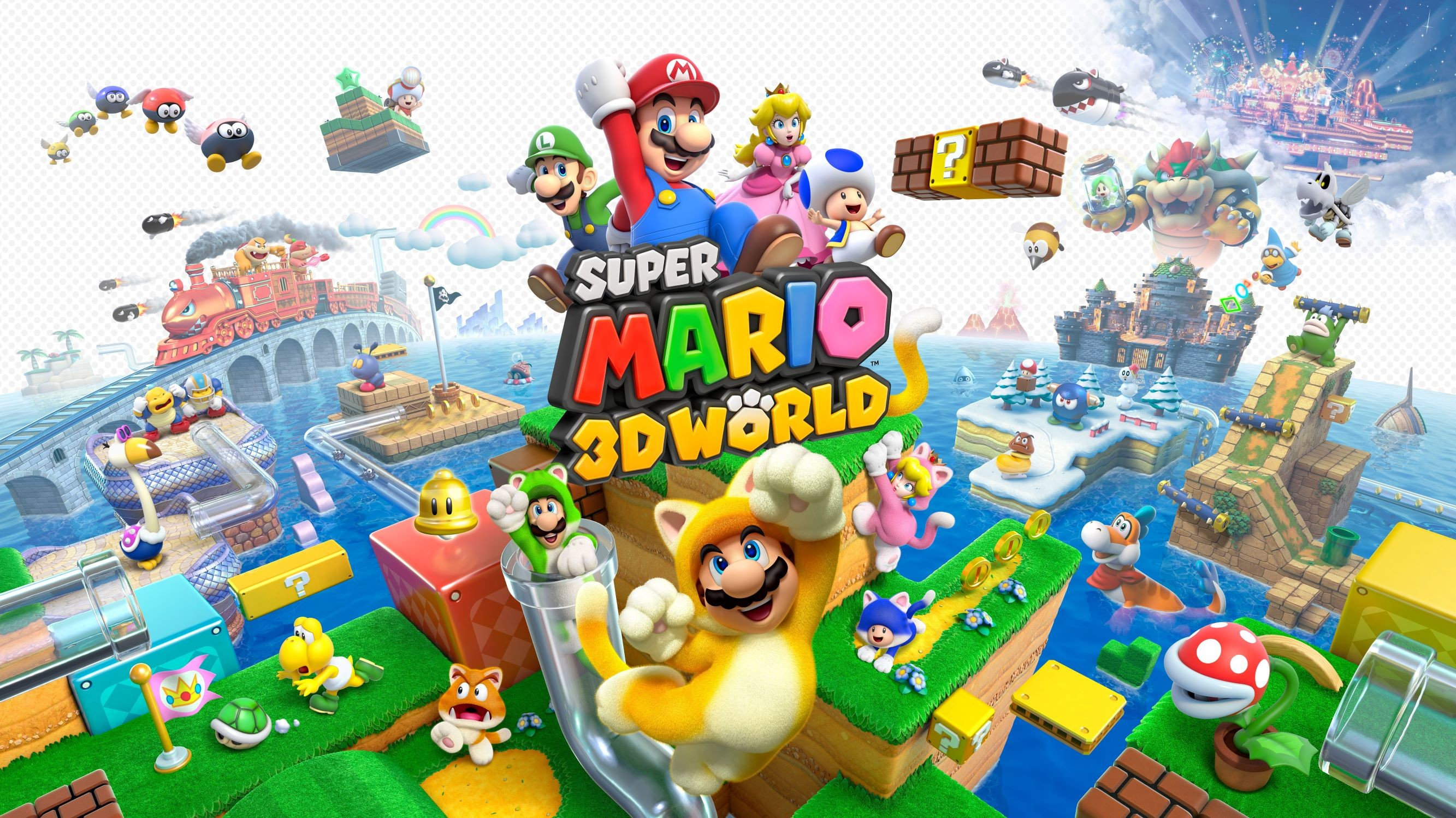 Super Mario 3d World For Switch Spotted On Best Buy Database Neowin