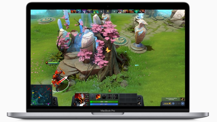 Apple تطلق MacBook Pro الجديد مقاس 13 بوصة مع Intel Ice Lake و Magic Keyboard 3