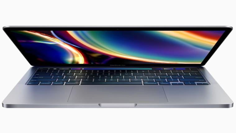 Apple تطلق MacBook Pro الجديد مقاس 13 بوصة مع Intel Ice Lake و Magic Keyboard 1