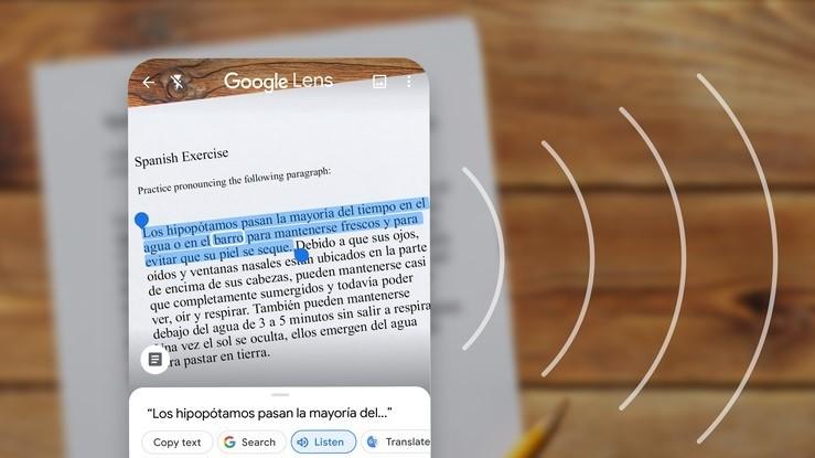 تتيح لك Google Lens الآن نسخ النص إلى جهاز كمبيوتر والبحث عن نص محدد والمزيد 1