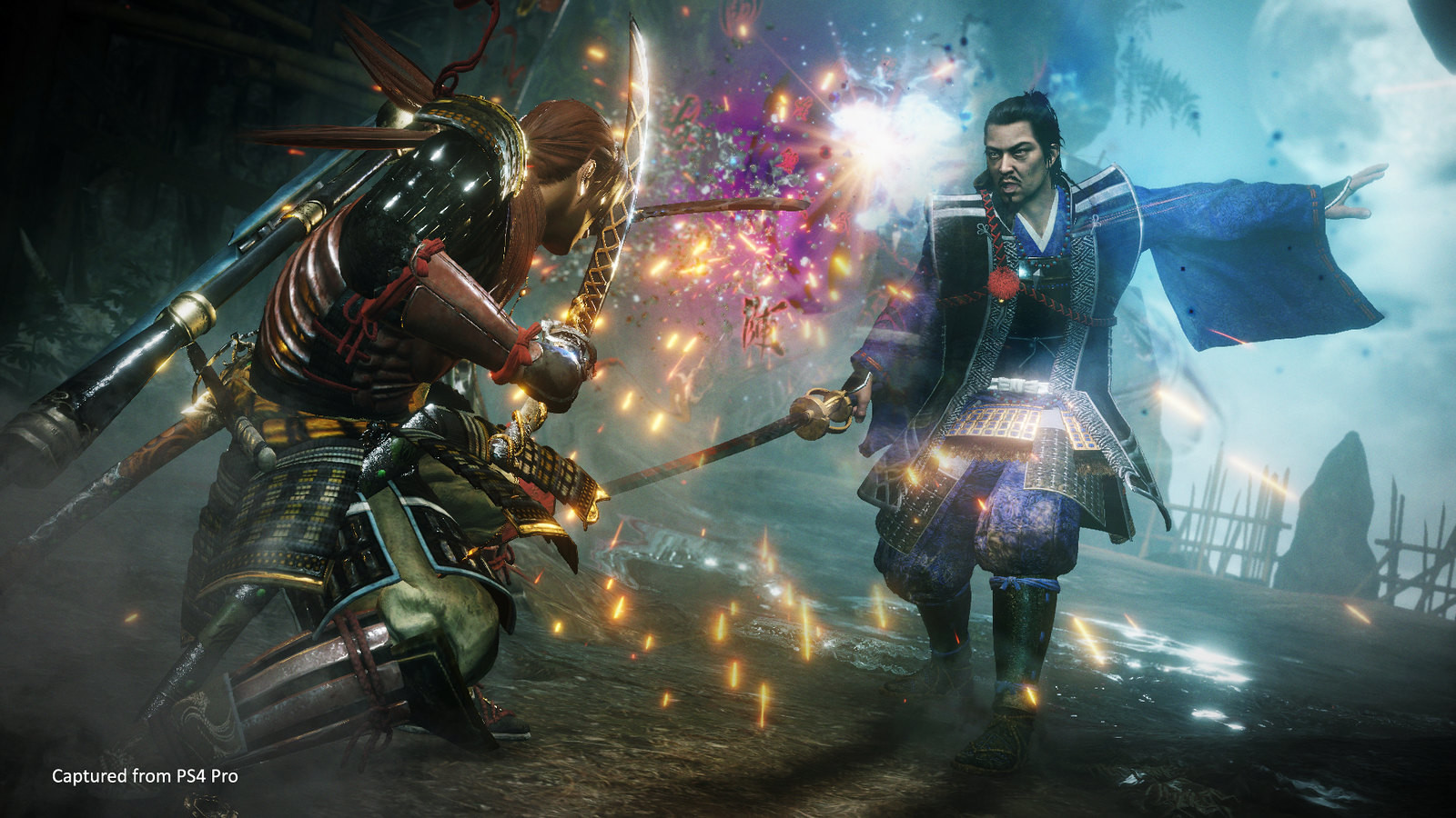 First Nioh 2 DLC titled 'The Tengu's Disciple' announced, with a ...