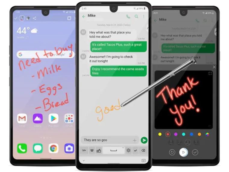 ظهرت LG Stylo 6 لأول مرة على Boost Mobile مقابل 179.99 دولارًا 2