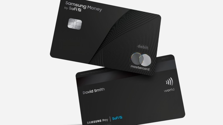 Samsung Money is the firm's Samsung Pay linked debit card thumbnail