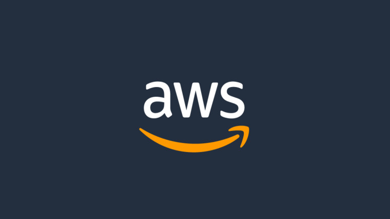 The Amazon Web Services logo