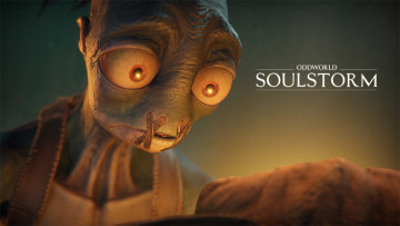 oddworld soulstorm game logo