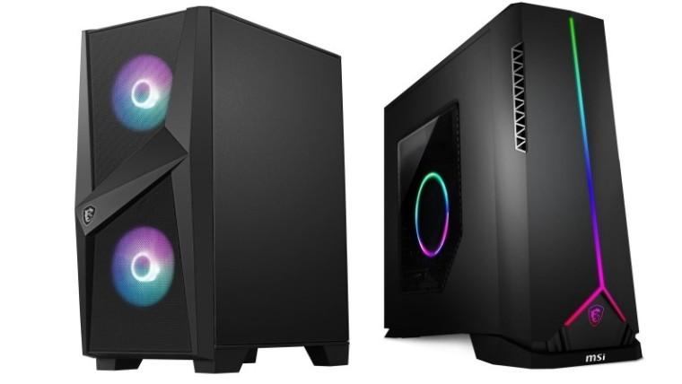 微星宣布推出搭载英特尔第10代CPU的新型游戏台式机