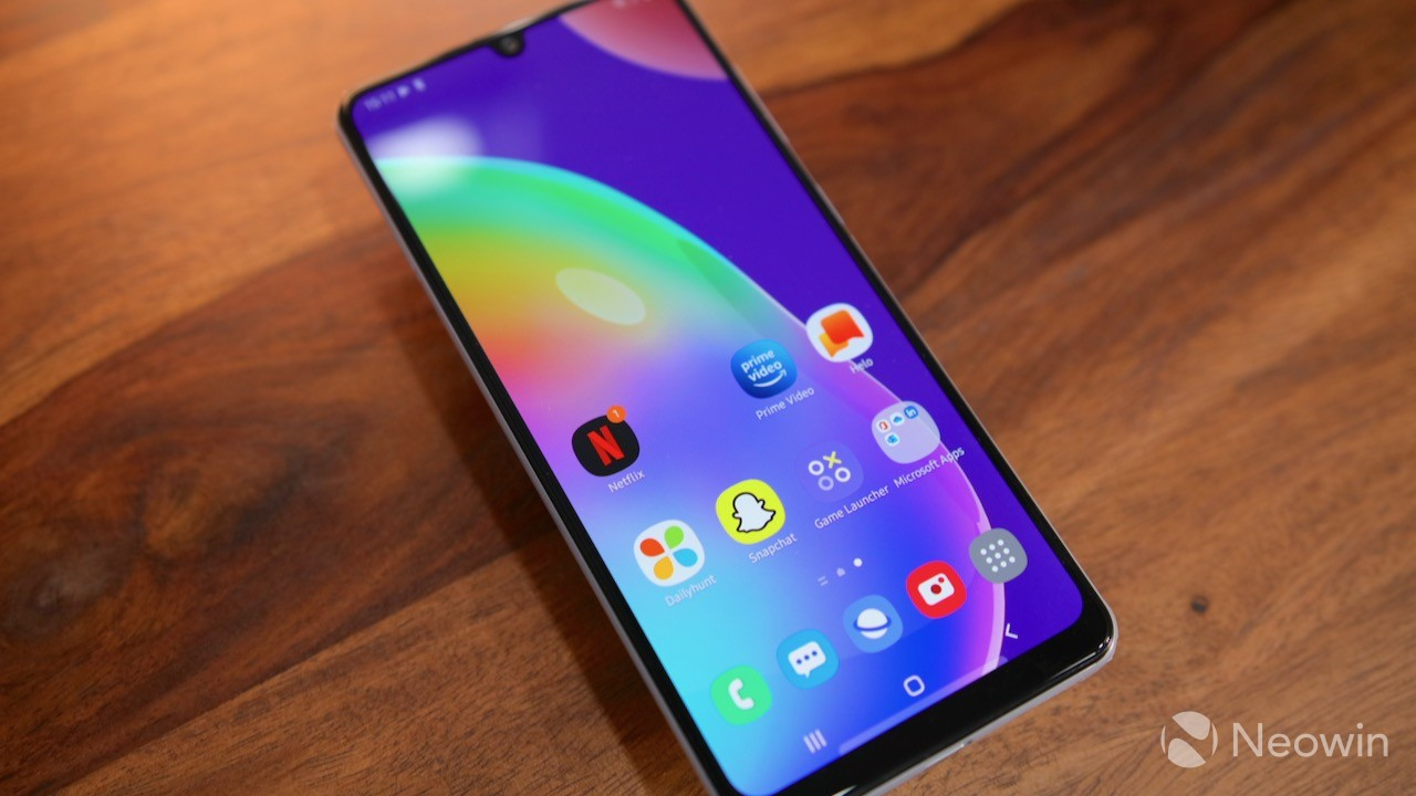 Samsung Galaxy A31 Review An A Lister You Should Probably Ignore Neowin