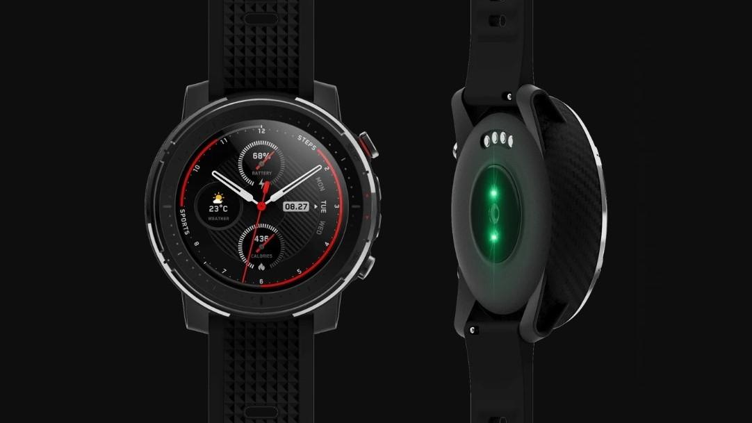 Huami在印度推出Amazfit Stratos 3'smartwatch'
