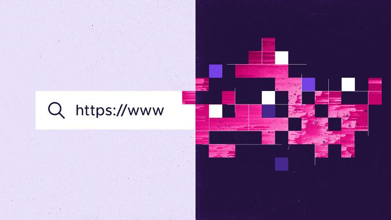 Mozilla's dns over https graphic