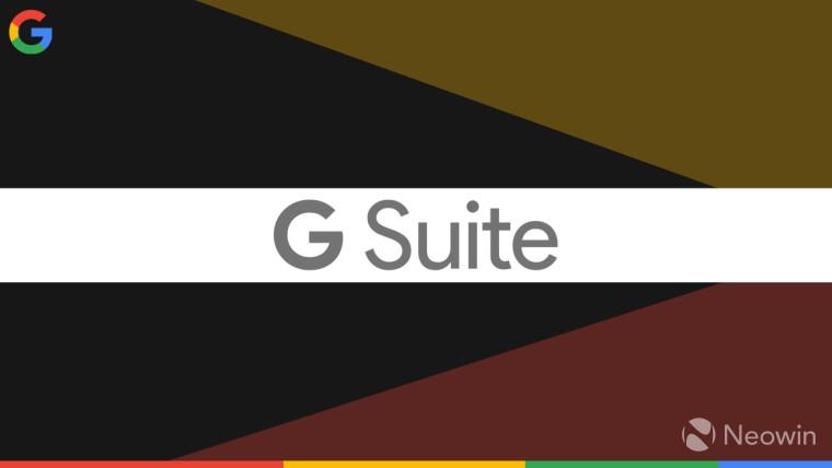 谷歌宣布 部分G Suite应用的旧版本将从8月起停止工作
