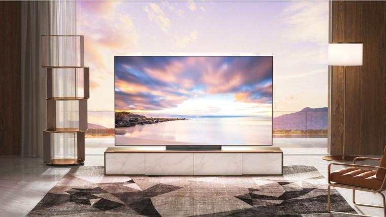小米宣布在中国推出具有OLED显示屏的Master TV