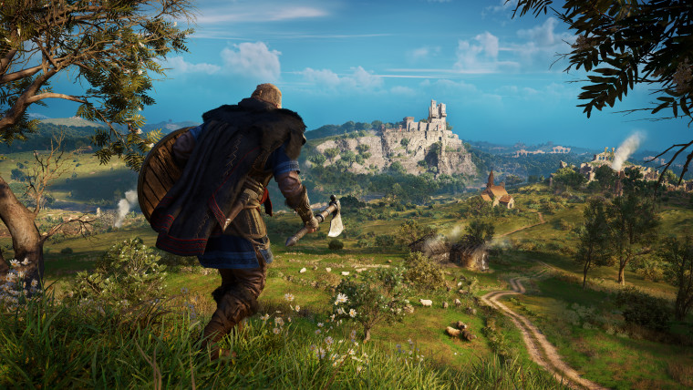 Assassin S Creed Valhalla Launches November 10 Releases With Xbox Series X S Neowin