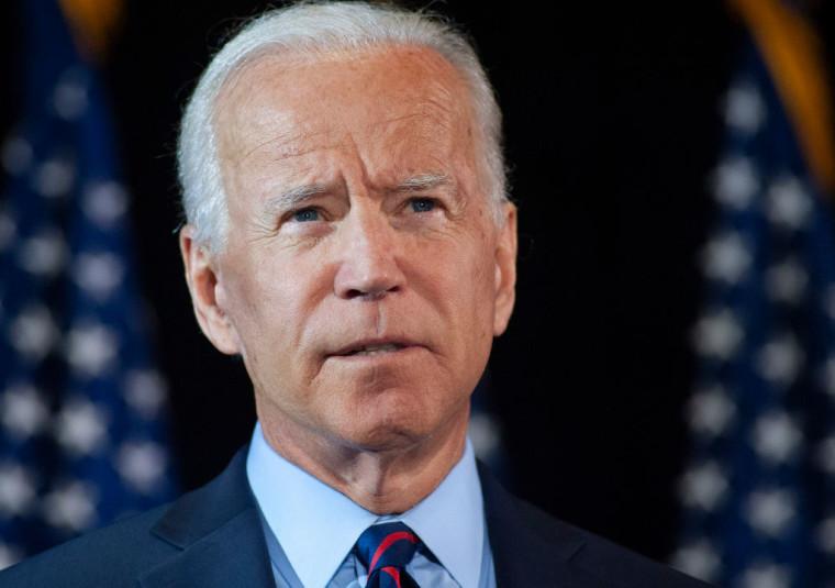 An image of Joe Biden