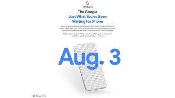 Google teases the Pixel 4a as coming on August 3