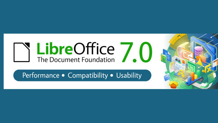 The graphic for LibreOffice 7.0