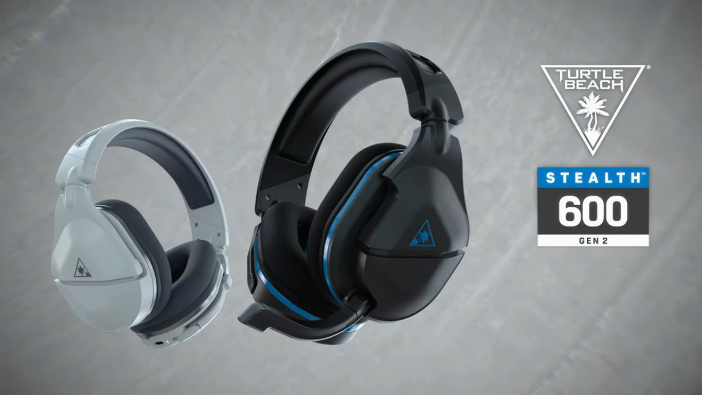 Turtle Beach introduces two new Stealth Gen 2 gaming headsets - Neowin