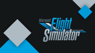 Microsoft Flight Simulator 2020 logo