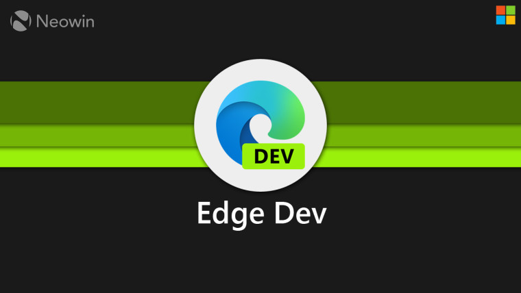 Edge Dev logo against a black background and green lines